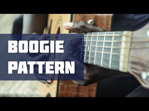 Смотреть клип Основы кантри гитары - Boogie Pattern онлайн бесплатно в качестве