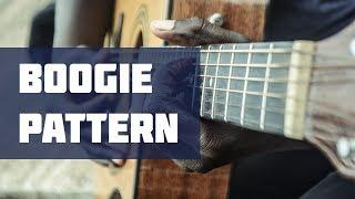 Основы кантри гитары - Boogie Pattern
