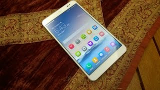 MIZANY Huawei MediaPad X1 Review | مراجعة جهاز هواوي ميدياباد اكس1