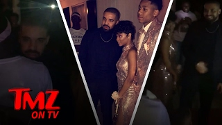 Drake Chaperones A High School Prom! | TMZ TV