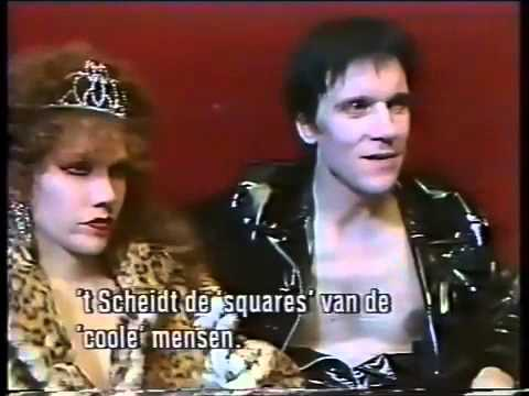 The Cramps  Interview  (The Meaning of Rock and Roll)