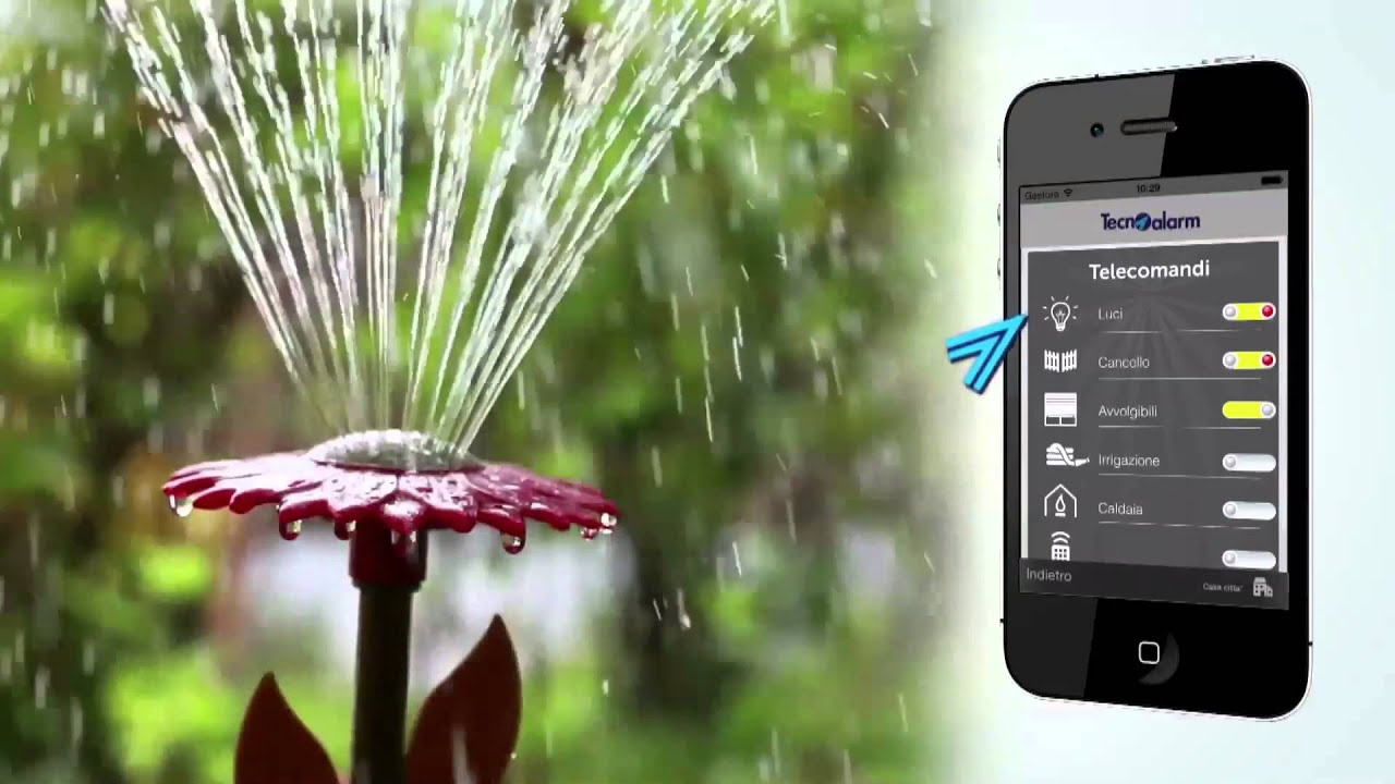 App my tecnoalarm antifurto casa wireless youtube - App per antifurto casa ...