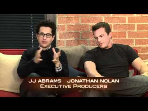 Person Of Interest Producer J.J Abrams, Writer Jonathan Nolan - Behind The Scene Of Latest TV Show