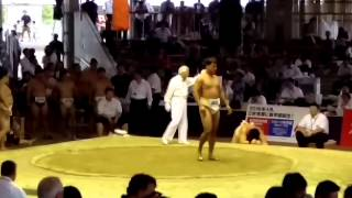 MGL VS JPN teams Sumo World Championships 2015
