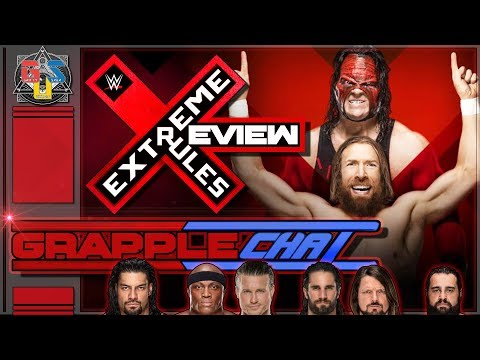 WWE EXTREME RULES 2018 REVIEW & RESULTS July 15 2018 Full Show Recap GRAPPLECHAT