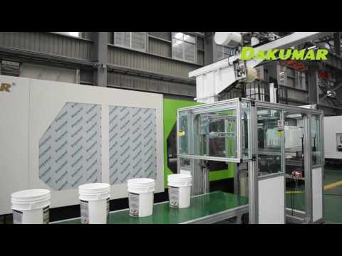 19L Buckets Production Line,IML Robot