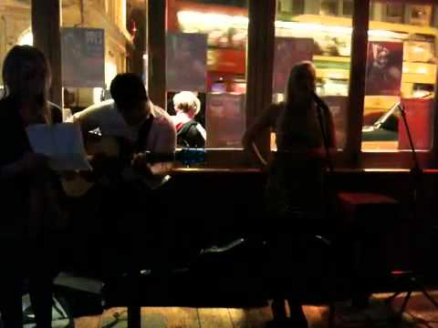 """Rihanna cover """"We Found Love"""" by Lily Springall"""