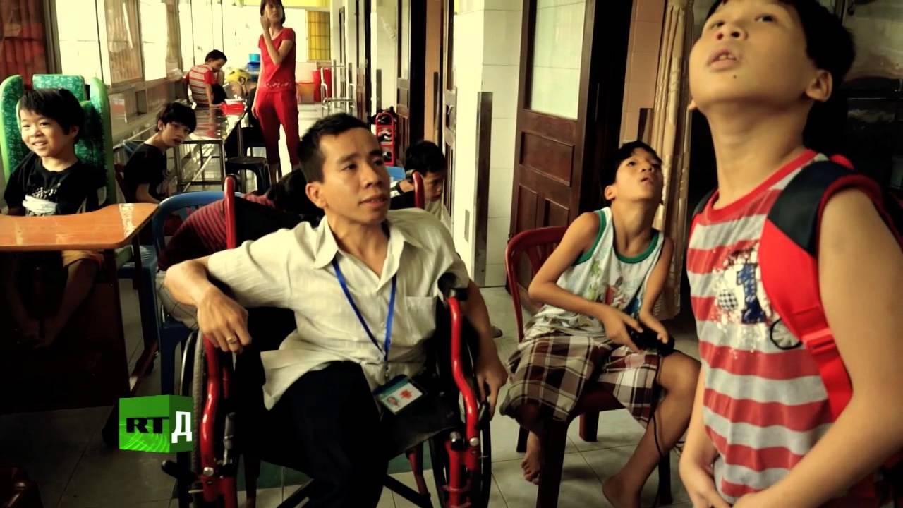 Вьетнам: моя оранжевая боль