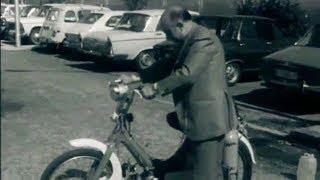 Motor de agua de Arturo Estevez Varela años 70