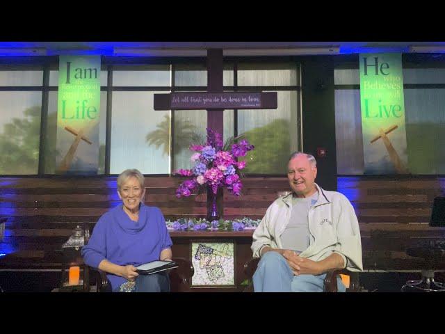 Lenten Series - Creator God's Story of Hope #35 - 03/29/2021