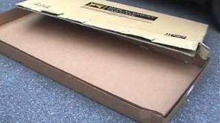 Cardboard Boat Build