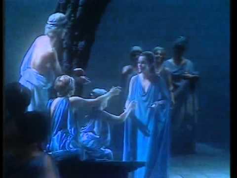 Gluck   Orfeo ed Euridice, act 2, part 3 1982 sub esp
