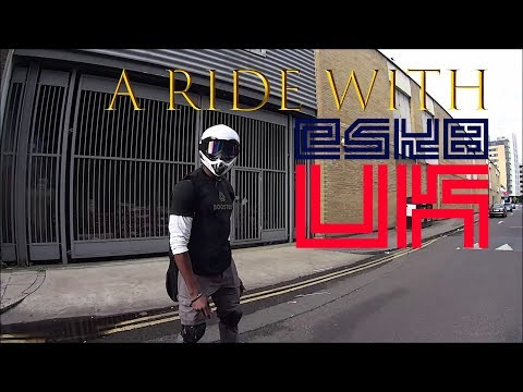 eSk8 UK Episode One: Boosting through London City Streets on Electric Skateboard