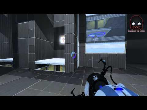 Portal 2 - Co-op #4 (Parte1) - GOTH