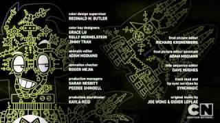 Robotomy - Credits