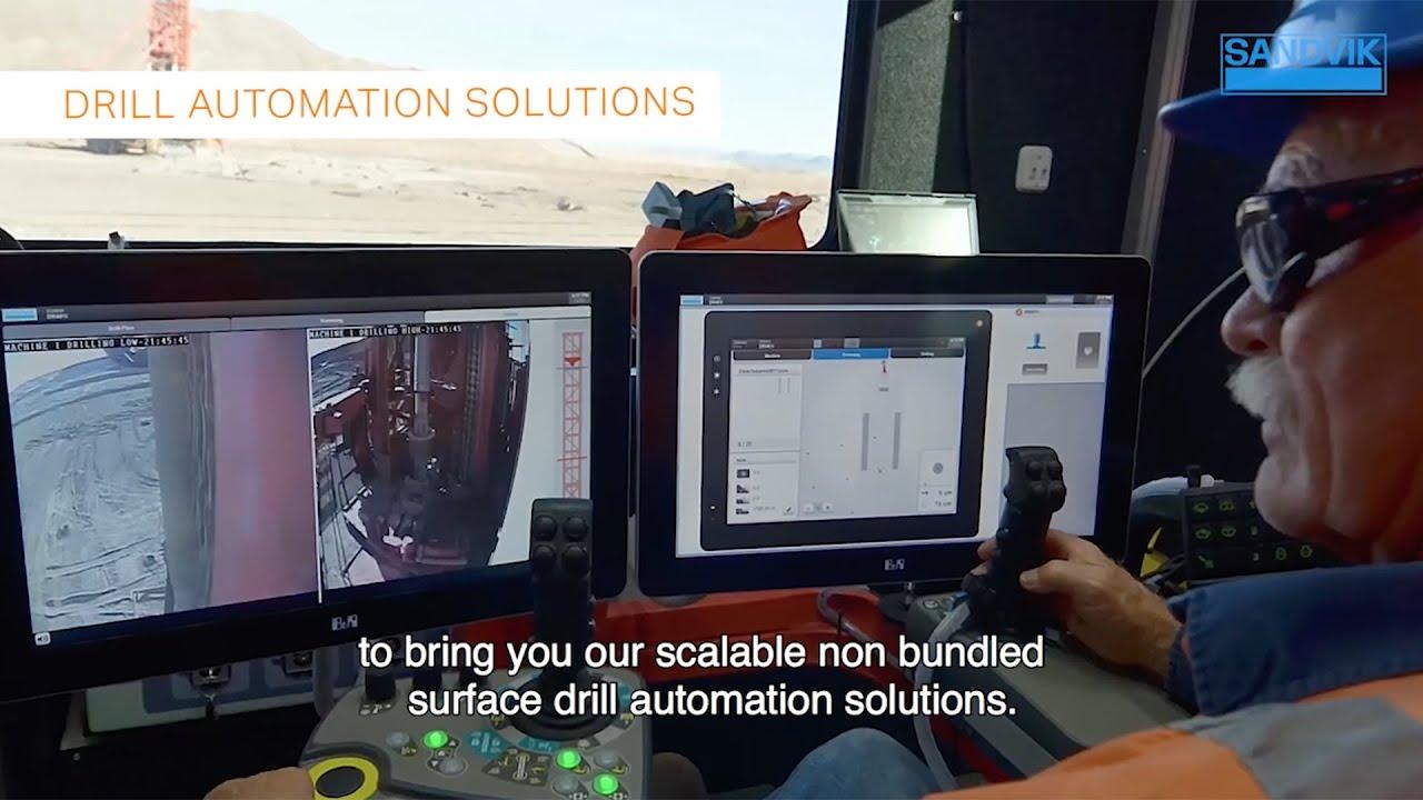 Sandvik DR412i: Dependability Defined - Portuguese | Sandvik Mining and Rock Technology