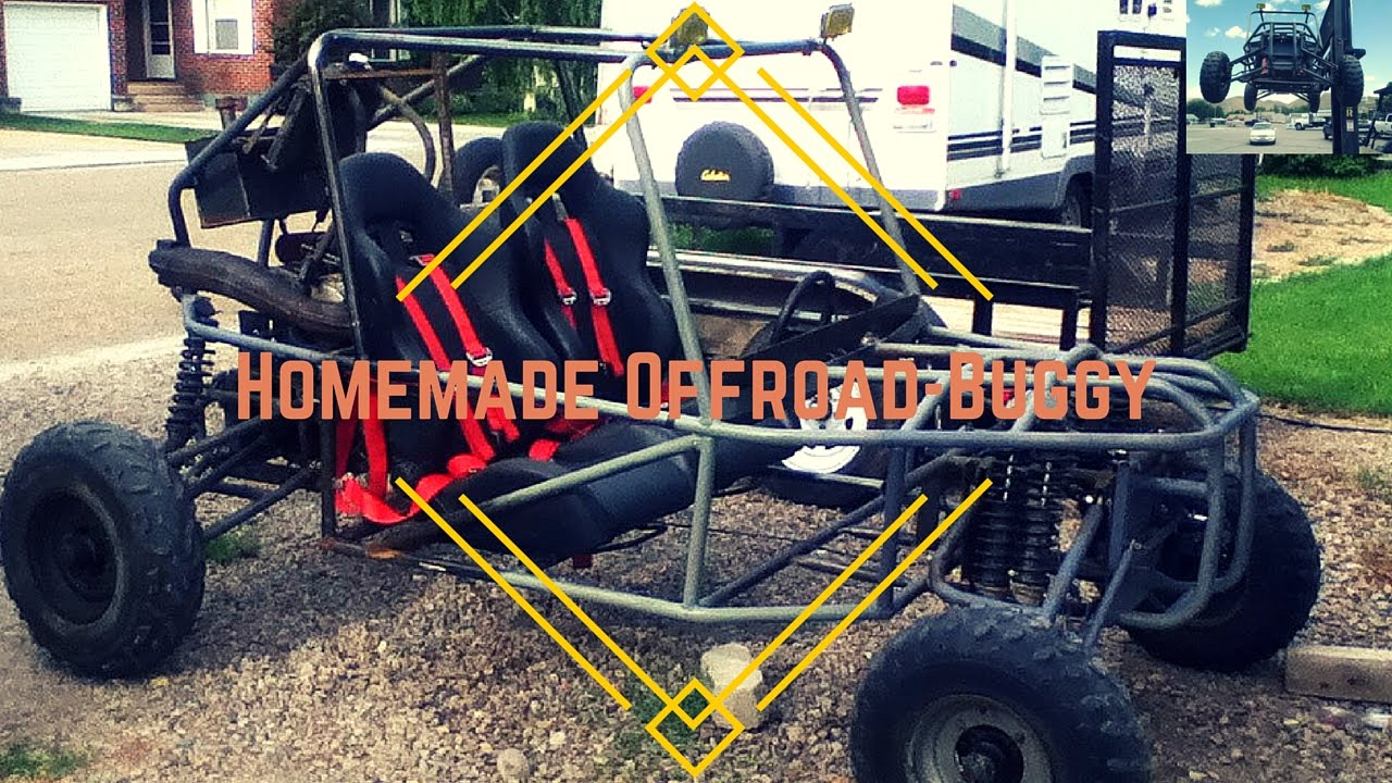 Homemade Offroad Buggy 2