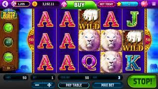 Slotomania Slots - Free Vegas Casino Slot Machines - Silver lion