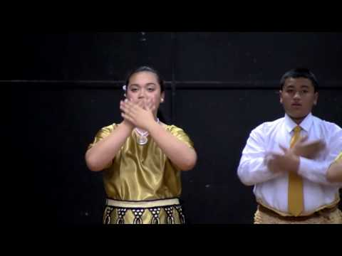 Laione 'O Siuta Tongan AOG Christchurch Youth Night full performance 2016 Conference