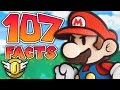 107 Facts About Paper Mario! - Super Coin Crew