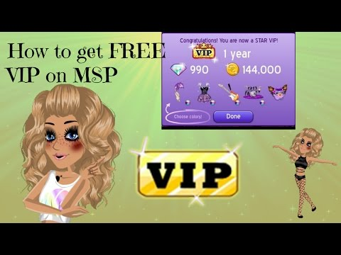 MSP HOW TO GET FREE VIP! ( NO DOWNLOADING OR CHARLES) 2017