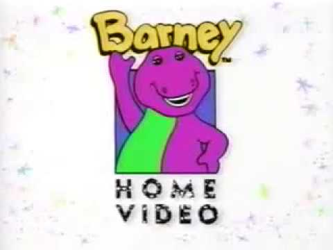 barney home video logo youtube rh youtube com barney home video logo slow barney home video logo byg