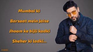 Sheher Ki Ladki (Lyrics) - Tanishk Bagchi, Badshah, Tulsi Kumar
