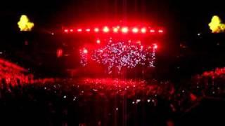 Intro - Iron Maiden at Bank Atlantic, Florida - April 16, 2011