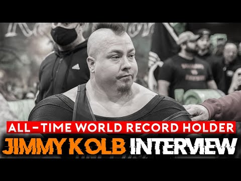 Jimmy Kolb: ALL-NATURAL 1,000-lb+ Bench Press Champion ! Jimmy Kolb Interview