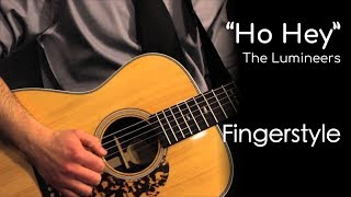 Ho Hey - The Lumineers (Fingerstyle) by Garret Schmittling