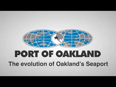 Port of Oakland seaport history