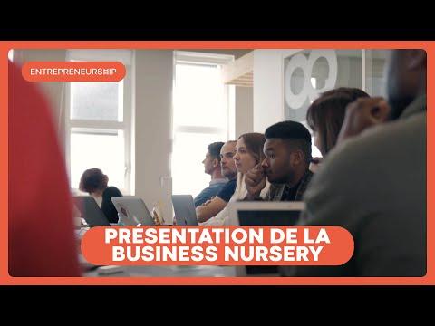 Présentation Business Nursery Bordeaux