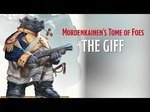 Meet the Giff in 'Mordenkainen's Tome of Foes'