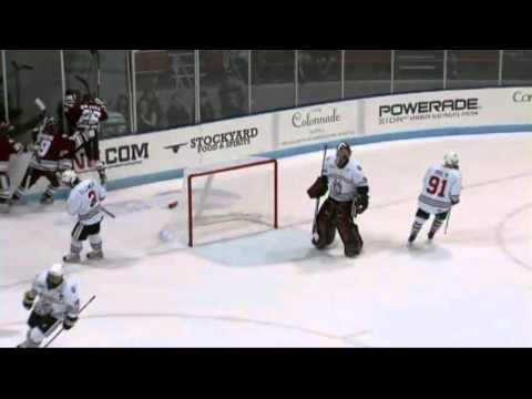 LATE PIMM GOAL LIFTS NORTHEASTERN INTO 3-3 TIE WITH MASSACHUSETTS