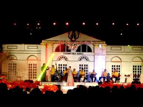 Dian Mita Kurniasari - Gambang Semarang (Solo Keroncong festival 2016)