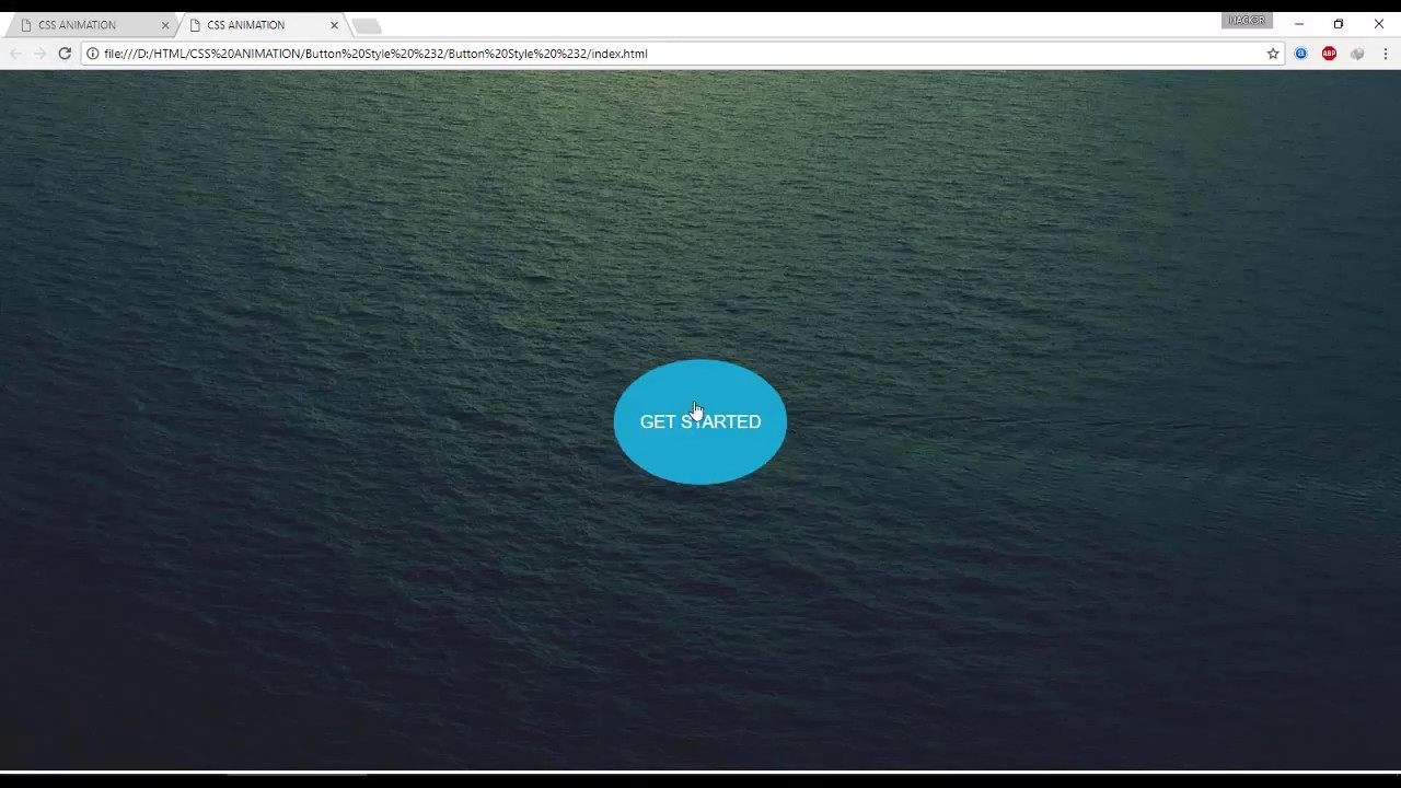 Amazing  Css Animation Tutotial Using Only HTML & CSS