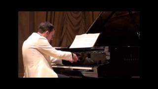 """Silvio Celeghin plays Schumann op.58 n.1 with Doppio Borgato in """"Gran Teatro La Fenice"""" - Venice"""