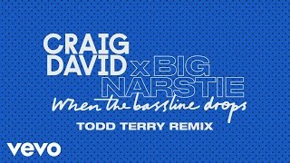 Craig David x Big Narstie - When the Bassline Drops (Todd Terry Remix) [Audio]