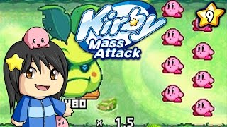 """Kirby Mass Attack - Part 9: """"Kirby Quest!"""""""