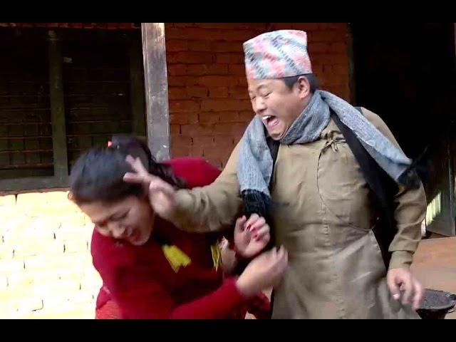 सुटिङ स्थलमै शुटिङ गर्दागर्दै कलाकार बिच झगडा हानाहान कमेडी गाइज Nepali Comedy guys Episode -26