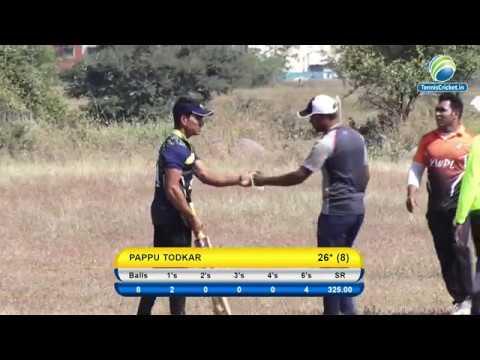 Pratik Sports vs Sahil XI | tingre sarkar chashak  | PUNE