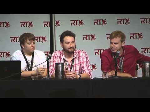 Rooster Teeth RTX 2015 RWBY Panel