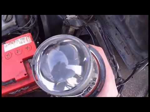 Замена лампы головной фары е34 Замена стабилизатора кадиллак