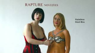 Eldorado presents SCT02 Stainless Steel Bra by Rapture