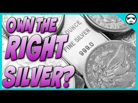 Which Types Of Silver Coins Are The Best Ones To Buy Right Now?