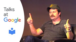 "Nick Offerman: ""Paddle Your Own Canoe"" 