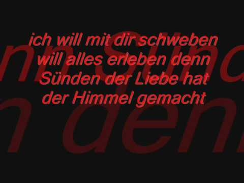 Dj Ötzi & Marc Pircher 7 Sünden lyrics