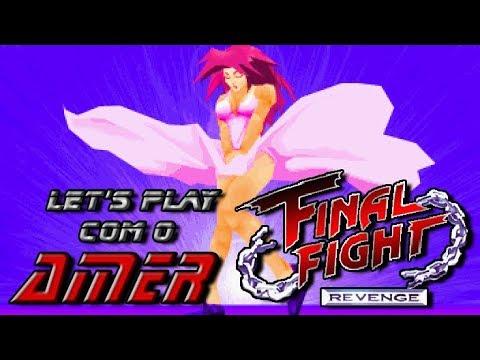 Let's Play com o Amer: Final Fight Revenge