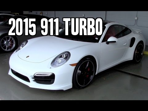 2015 porsche 911 turbo review - 2015 Porsche 911 Turbo