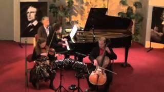 Artonis Pianotrio - Mendelssohn deel 1 uit trio no. 2 - Voorschoten